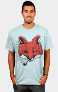 FOX PIPE T-Shirt