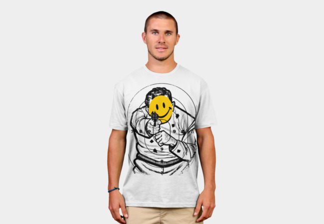 Smile! T-Shirt - Design By Humans