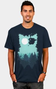 Winter Owl T-Shirt