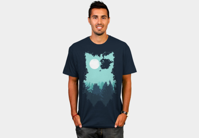 Winter Owl T-Shirt - Design By Humans