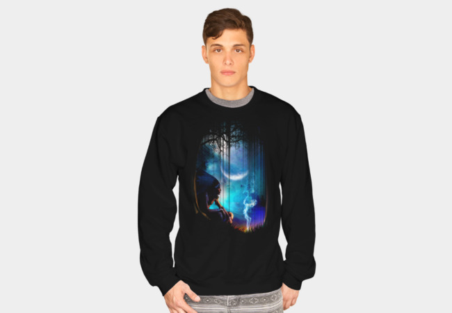 The Native Sweatshirt - Design By Humans
