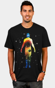 The Universe is in Us T-Shirt