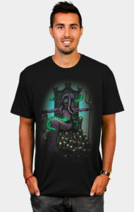 The Demise of Poseidon T-Shirt
