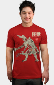 Knifehead Anatomy T-Shirt