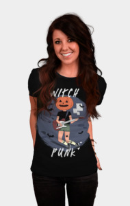 Witch Punk T-Shirt
