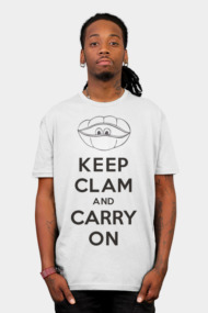 Keep CLAM and Carry on