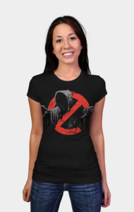 Ain't afraid of no wraith T-Shirt