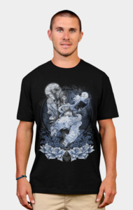 Full Moon Summoner T-Shirt