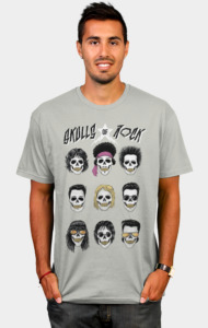 Skulls Of Rock T-Shirt