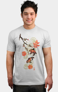 KOI POND T-Shirt