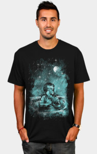Hope & Pray by Cadzart T-Shirt