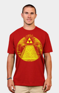 Tri-Force of Providence T-Shirt