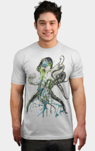 Limited Edition - Octocurls T-Shirt