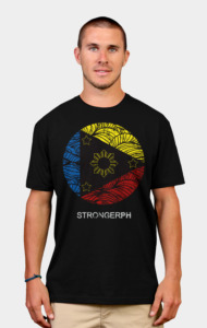 Strongest by hanabacasno T-Shirt