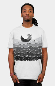 Death At Sea T-Shirt