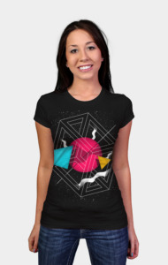 Free Unlimited Inner Universe T-Shirt