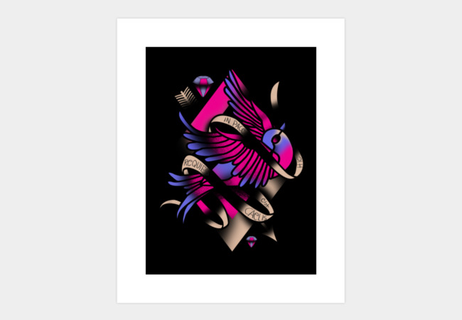 Birdy Art Print - Design By Humans