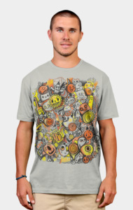 Pencil People T-Shirt