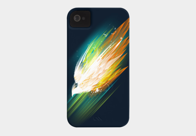 across the aurora Phone Case - Design By Humans