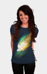 across the aurora T-Shirt