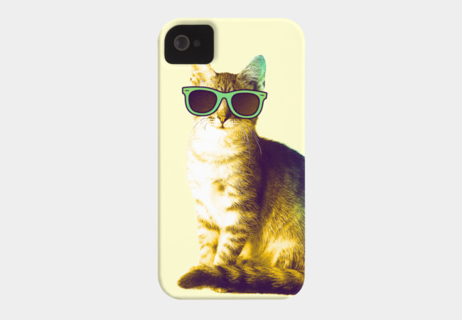 COOL CAT Phone Case - Design By Humans