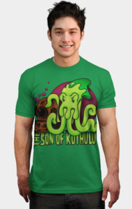 The Son of Kuthulu T-Shirt