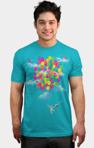 Neon Flight T-Shirt
