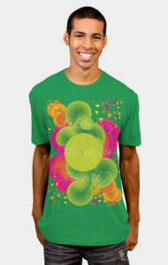 Spiraling Towards Infinity T-Shirt