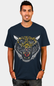 Tiger Triangle T-Shirt