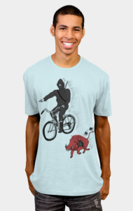Ninja Speed Chase T-Shirt