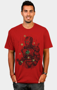 Wooden Man T-Shirt