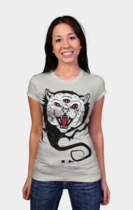 Cat Spirits T-Shirt