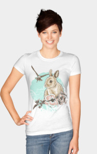 Run Rabbit Run T-Shirt