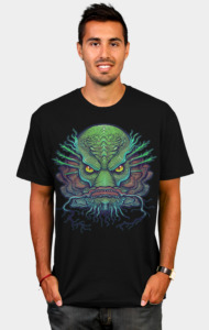 Fish Face T-Shirt