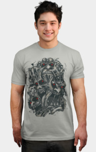 Multiple Personality Disorder T-Shirt