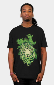 TIGERCAMOU T-Shirt