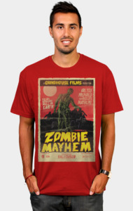 Zombie Mayhem T-Shirt