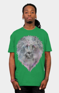 Heart like a lion T-Shirt