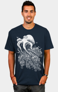 Deep Cloud T-Shirt