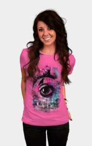The eye of time T-Shirt