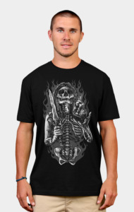 Taker of life T-Shirt