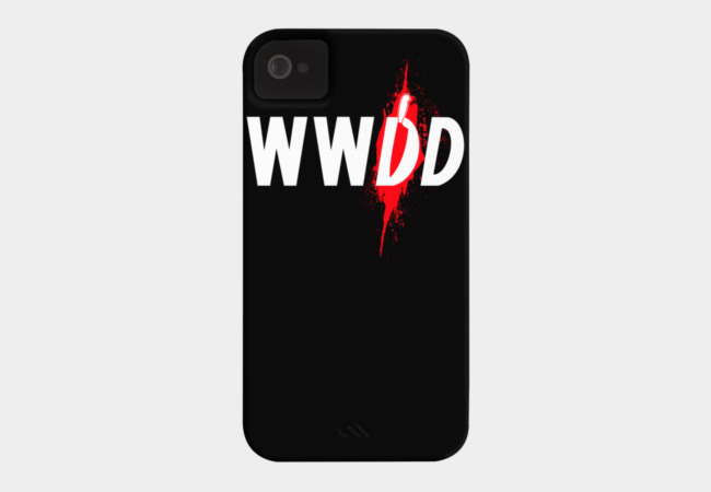 What Would Dexter Do? Phone Case - Design By Humans