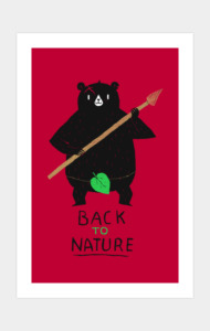 back to nature T-Shirt