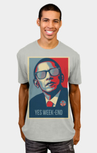 YES WEEK END! T-Shirt