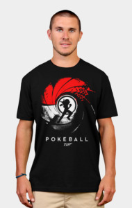 POKEBALL 007 T-Shirt