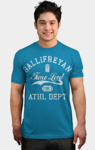 Gallifreyan Time Lord T-Shirt