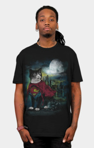 Hero of the Night T-Shirt