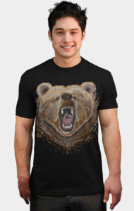 Pixel Bear T-Shirt