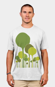 Green palette T-Shirt