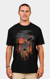 Evacuate Earth T-Shirt